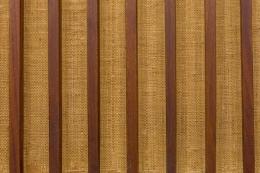 George Nakashima Free Edge Black Walnut Hanging Wall Cabinet