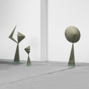 Important Harry Bertoia Sculptures from Stemmons Towers, LandScape