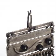 Harry Bertoia Silver Pendant