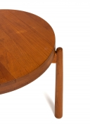 Jens Quistgaard Style Teak Tray Table