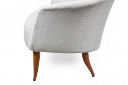"""Paradiset"" Sofa by Kerstin Hörlin-Holmquist, Close up of Legs"