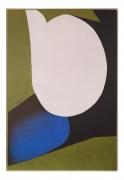 "Adja Yunkers Painting ""Untitled l"""
