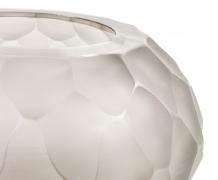 """Murano """"Battuto"""" Vase by Alberto Dona"""