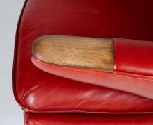 """Hans J. Wegner """"Papa Bear"""" Chair for A.P. Stolen, Close Up 1"""