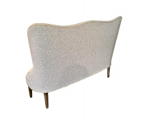 Italian High Back Bench/Settee