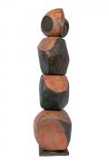 Roger Capron Ceramic Totem Sculpture