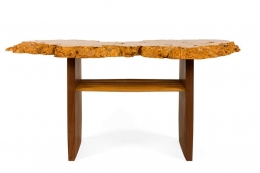 "Mira Nakashima ""Portsmouth"" Side Table"