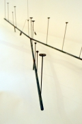 Harry Bertoia Kinetic Wire Form Sculpture