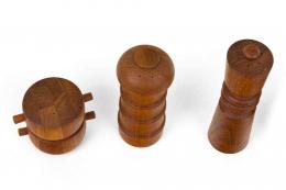 Pepper Mills & Salt Shakers by Jens Quistgaard for Dansk