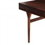 Nanna Ditzel & Jorgen Ditzel Rosewood Four Drawer Desk