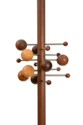 "Osvaldo Borsani ""AT 16"" Coat Rack for Techno"