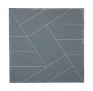 """Diagonals"" Painting by Duayne Hatchett"