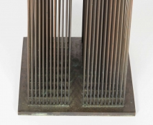 Harry Bertoia Two Column Sonambient Sculpture