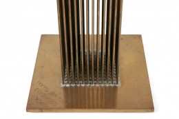 Sonambient Sculpture Designed by Harry Bertoia, Limited Edition #54 of 100