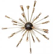 Mid-century Style Sputnik Pendant