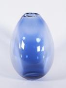 Handblown Glass Vase by Per Lutken