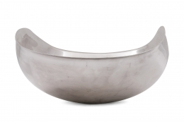 Lino Sabattini Signed Sculptural Silver Plate Centrepiece Bowl
