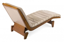Armless Chaise Lounge