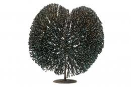 Harry Bertoia Bronze Bush Sculpture