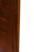 George Nakashima American Black Walnut Turned Leg Slab Bench