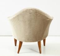 """Kerstin Horlin-Holmquist """"Little Adam"""" Lounge Chair,Back"""