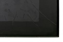 "Adja Yunkers Acrylic Collage ""Devore Parla Lumierre"""