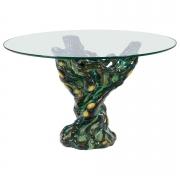 Italian Ceramic Occasional Table