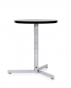 """Hans Eichenberger """"Alpha"""" Side Table, Side View"""