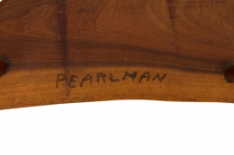 George Nakashima Wepman Walnut Occasional Table