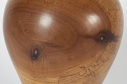 Mevin Lindquist Spalted Magnolia Turned Vase