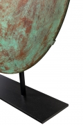 Harry Bertoia Bronze Gong Sculpture