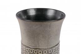 "Mari Simmulson ""Etna"" #4535 Stoneware Vase for Upsula Ekby"