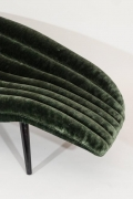 Hans Hartl Style Chaise Lounge