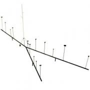 Harry Bertoia Kinetic Steel Wire Form Sculpture