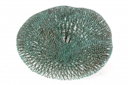Harry Bertoia Welded Copper and Bronze Bush Sculpture with Applied Patina, 3