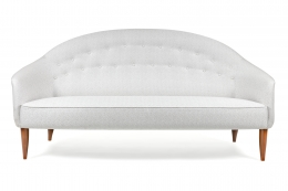 """Paradiset"" Sofa by Kerstin Hörlin-Holmquist, Front View"