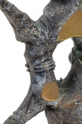 Bronze Sculpture by Luis Montoya