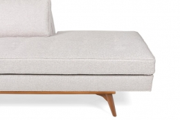 """""""Mirror Image"""" Sofa in the Manner of Dunbar"""