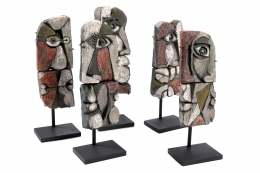 Roger Capron Ceramic Sculptures