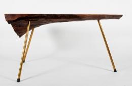 Carl Auböck Walnut Table