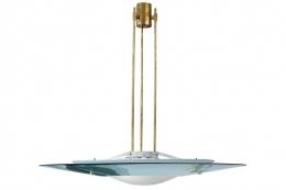 Max Ingrand Model 2097 Chandelier for Fontana Arte