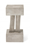 Harry Bertoia Stainless Steel Bundled Wire Sculpture