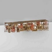 Silas Seandel Wall Mounted Console