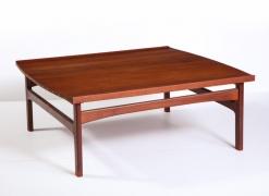 Teak Scandanavian Modern Coffee Table