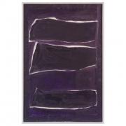"""Adja Yunkers Painting """"Melville"""""""