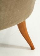 """Kerstin Horlin-Holmquist """"Little Adam"""" Lounge Chair. Close Up 2"""