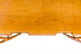 Ico Parisi Coffee Table by Fratelli Rizzi for Singer & Sons