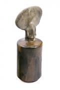 Stoneware Vessel by Ingeborg Zenker