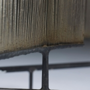 Harry Bertoia Early Wire Form Sculpture, Close Up 2