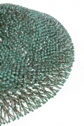 Harry Bertoia Welded Copper and Bronze Bush Sculpture with Applied Patina, 6